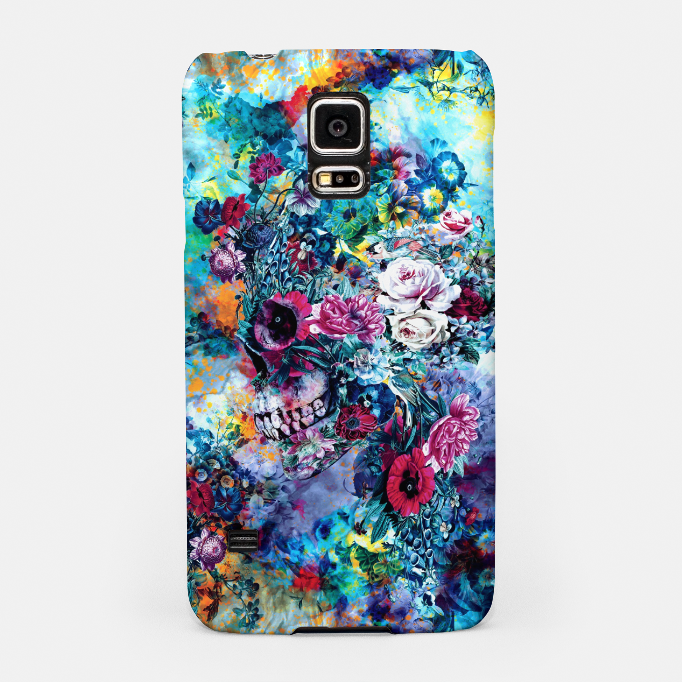 Image of Surreal Skull Samsung Case - Live Heroes