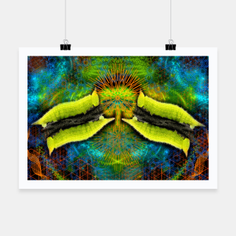 Thumbnail image of Crawling In and Out of Enlightenment Poster, Live Heroes