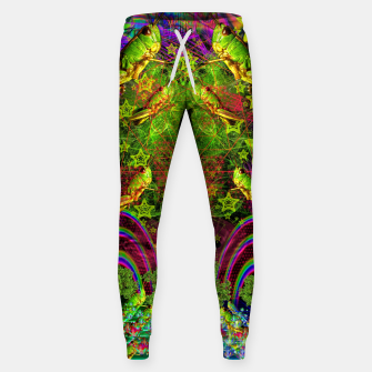 Thumbnail image of Grasshopper Dream Land Sweatpants, Live Heroes