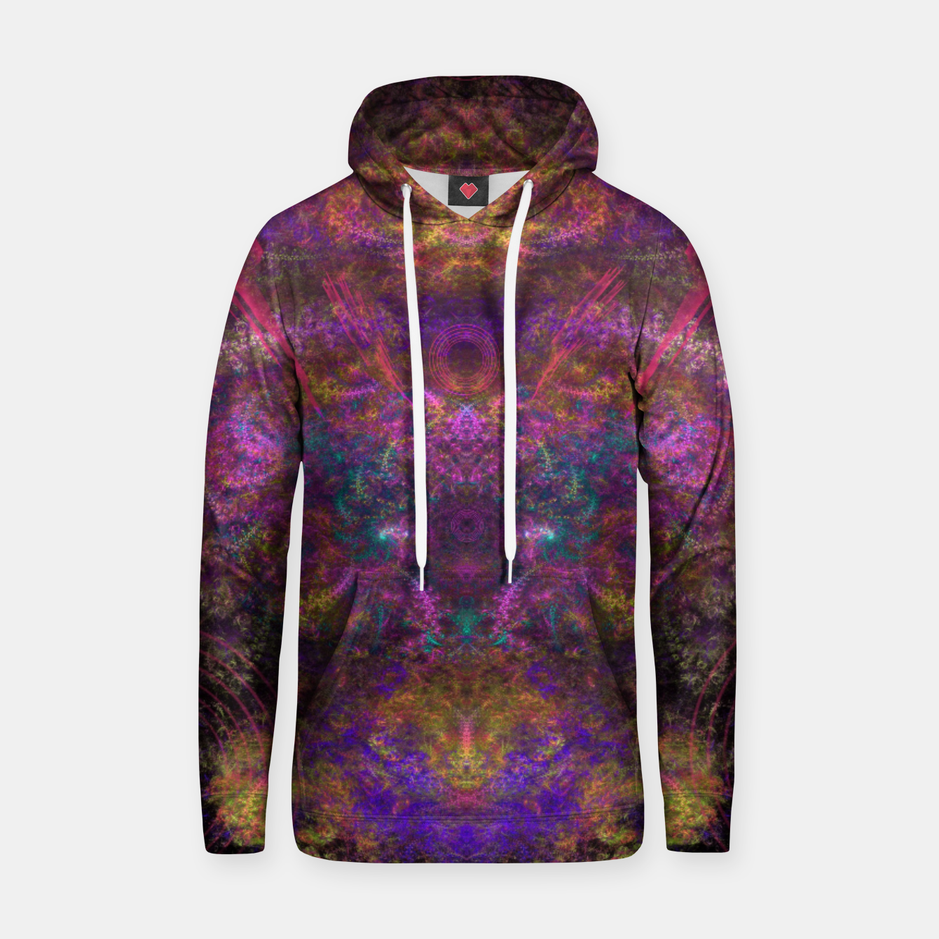 Image of The Celestial Queen Tiye Hoodie - Live Heroes
