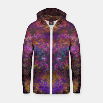 The Celestial Queen Tiye Zip up hoodie thumbnail image