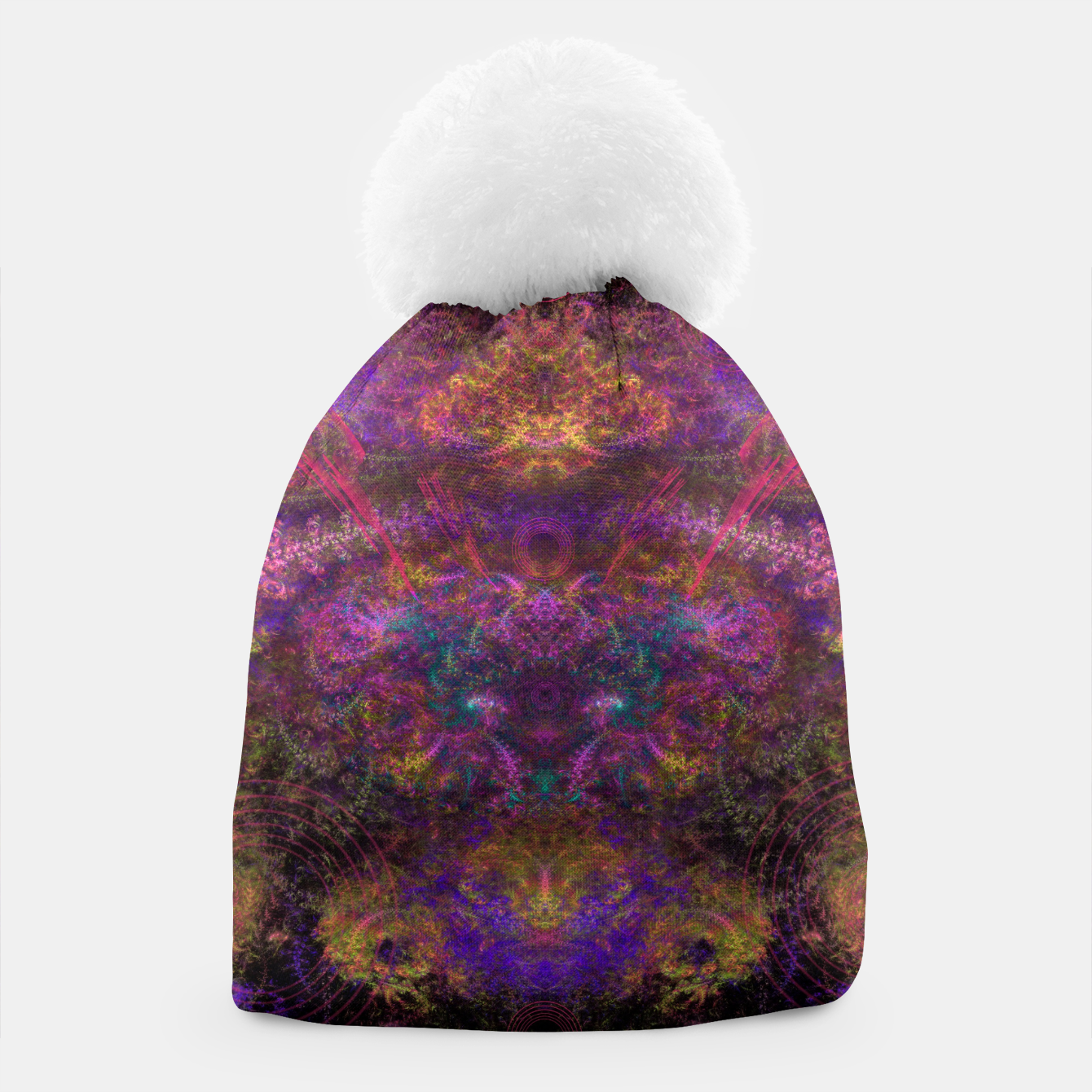 Image of The Celestial Queen Tiye Beanie - Live Heroes
