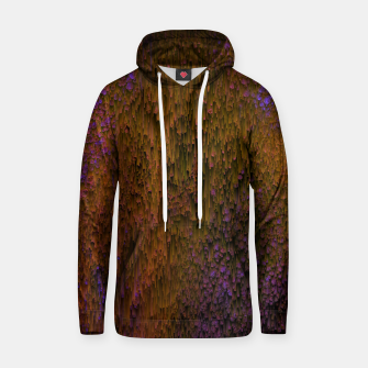 Thumbnail image of Flower Shower - Abstract Pixel Art Hoodie, Live Heroes