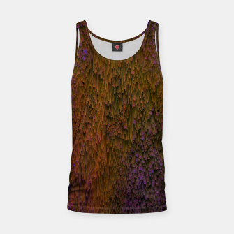 Thumbnail image of Flower Shower - Abstract Pixel Art Tank Top, Live Heroes