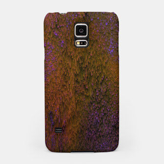 Thumbnail image of Flower Shower - Abstract Pixel Art Samsung Case, Live Heroes