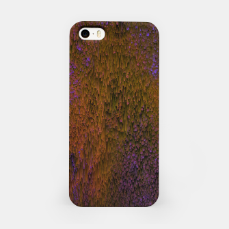Thumbnail image of Flower Shower - Abstract Pixel Art iPhone Case, Live Heroes