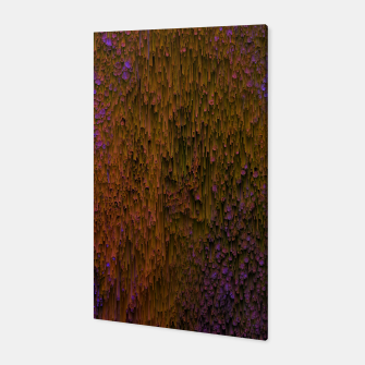 Thumbnail image of Flower Shower - Abstract Pixel Art Canvas, Live Heroes