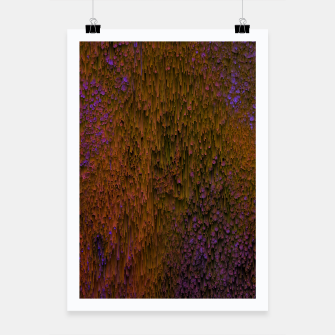 Thumbnail image of Flower Shower - Abstract Pixel Art Poster, Live Heroes