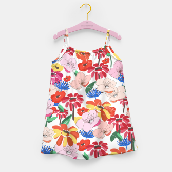 Thumbnail image of Pretty Blooms Girl's dress, Live Heroes