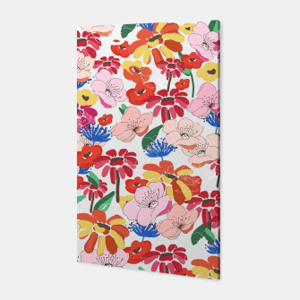 Thumbnail image of Pretty Blooms Canvas, Live Heroes