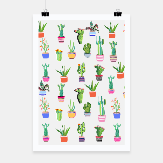 Thumbnail image of Cacti Land 2 Poster, Live Heroes