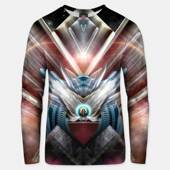 Deco Wings Of Eternity Unisex sweater thumbnail image