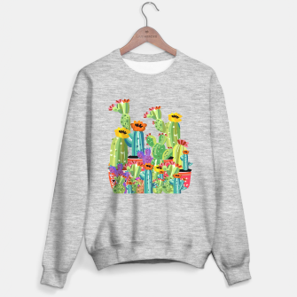Thumbnail image of Cactus Garden Sweater regular, Live Heroes