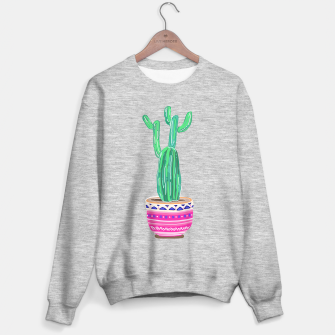 Thumbnail image of Cacti Plant Sweater regular, Live Heroes