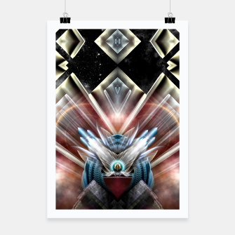 Miniaturka Deco Wings Of Eternity Poster, Live Heroes