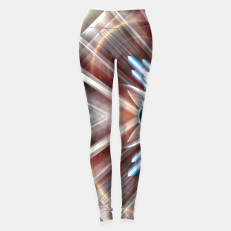 Miniaturka Deco Wings Of Eternity Leggings, Live Heroes
