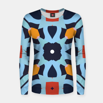 Thumbnail image of SAHARASTREET-SS152 Women sweater, Live Heroes