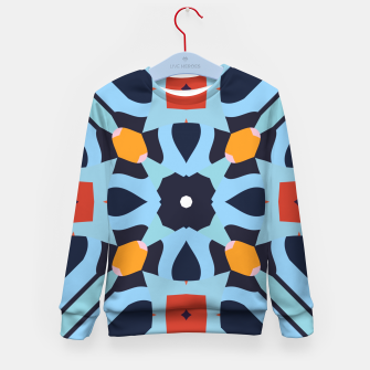 Thumbnail image of SAHARASTREET-SS152 Kid's sweater, Live Heroes
