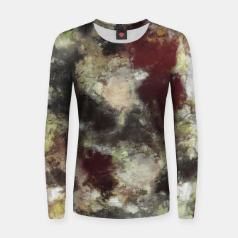 Thumbnail image of The cooling effect Women sweater, Live Heroes