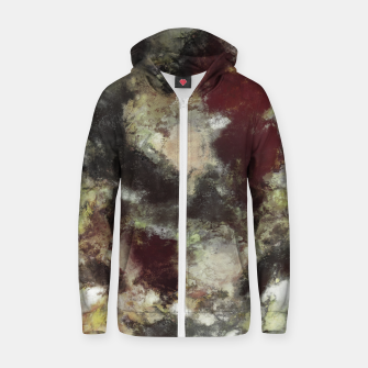Thumbnail image of The cooling effect Zip up hoodie, Live Heroes