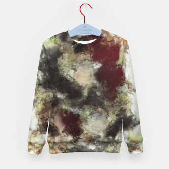 Thumbnail image of The cooling effect Kid's sweater, Live Heroes