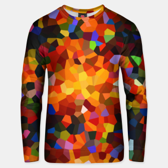 Thumbnail image of Pattern1 Unisex sweater, Live Heroes