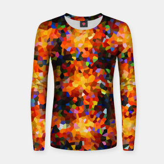 Thumbnail image of Pattern1 Women sweater, Live Heroes