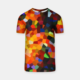 Thumbnail image of Pattern1 T-shirt, Live Heroes