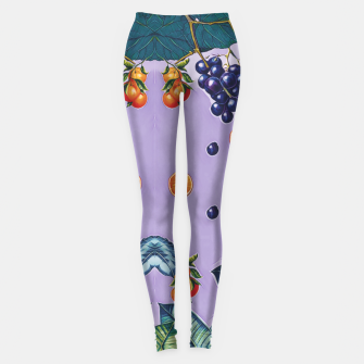 Purple kiss Leggings thumbnail image