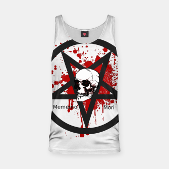 Thumbnail image of Bloody Pact Tank Top, Live Heroes