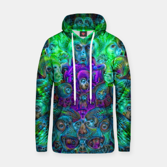 Thumbnail image of Katarina's Dreams 8 (psychedelic, trippy) Hoodie, Live Heroes