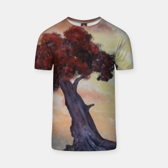 Thumbnail image of Loneliness Of Nature T-shirt, Live Heroes