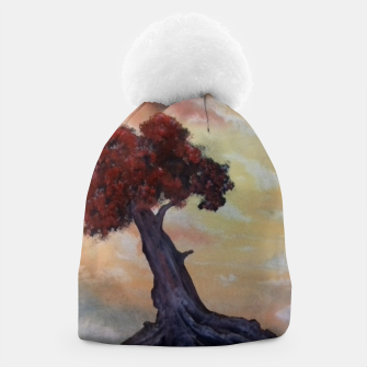 Miniaturka Loneliness Of Nature Beanie, Live Heroes