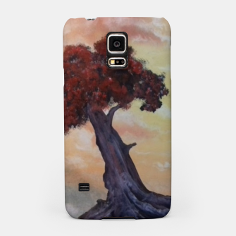 Miniaturka Loneliness Of Nature Samsung Case, Live Heroes