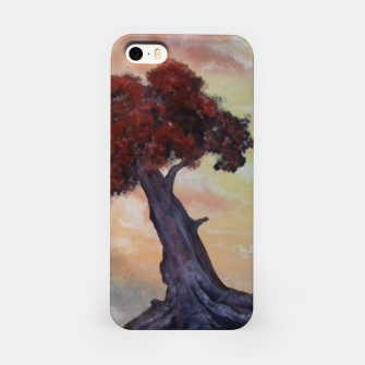 Miniaturka Loneliness Of Nature iPhone Case, Live Heroes