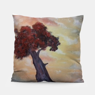 Thumbnail image of Loneliness Of Nature Pillow, Live Heroes