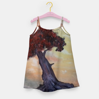 Thumbnail image of Loneliness Of Nature Girl's dress, Live Heroes