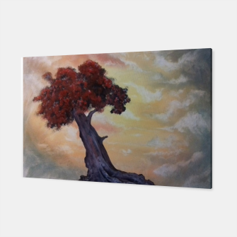 Miniaturka Loneliness Of Nature Canvas, Live Heroes