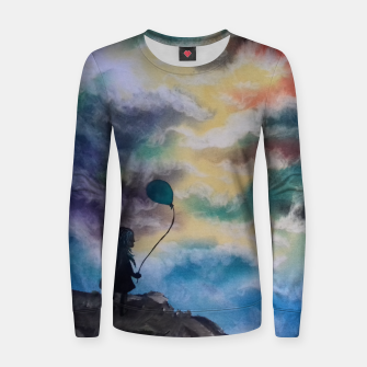Thumbnail image of Children's Hope Women sweater, Live Heroes
