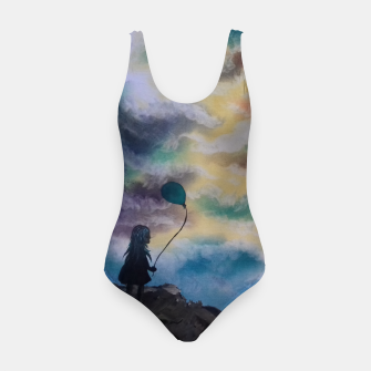 Thumbnail image of Children's Hope Swimsuit, Live Heroes