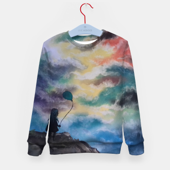 Thumbnail image of Children's Hope Kid's sweater, Live Heroes