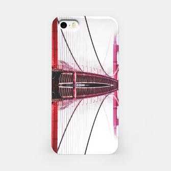 Thumbnail image of Golden Gate bridge, San Francisco iPhone Case, Live Heroes