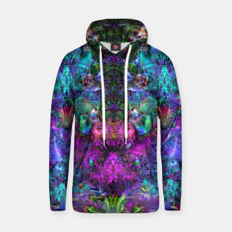 Thumbnail image of Lin's Dreams 7 (freak, trippy, weird, psychedelic, visionary) Hoodie, Live Heroes