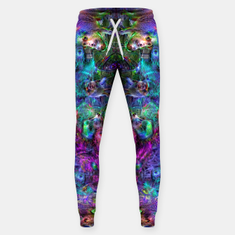 Thumbnail image of Lin's Dreams 7 (freak, trippy, weird, psychedelic, visionary) Sweatpants, Live Heroes
