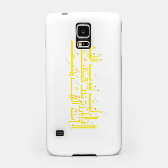 Thumbnail image of Laith Poem Samsung Case, Live Heroes