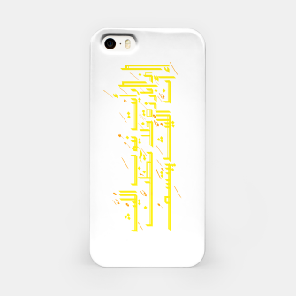 Thumbnail image of Laith Poem iPhone Case, Live Heroes