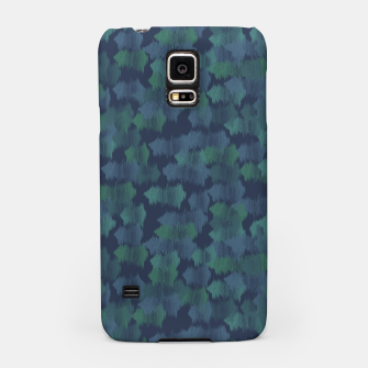 Thumbnail image of Blues and Greens Samsung Case, Live Heroes