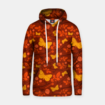 Thumbnail image of Birds And Blooms - Golden Butterfly Hoodie, Live Heroes