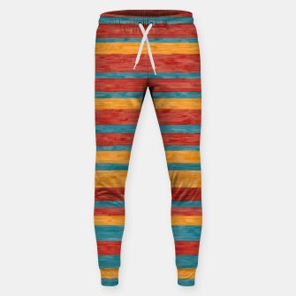Miniaturka Colorful stripes Sweatpants, Live Heroes