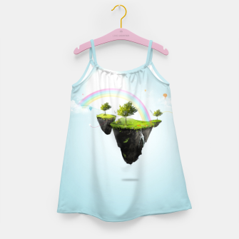 Thumbnail image of Floating island Girl's dress, Live Heroes